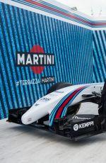 BAR REFAELI as Global Race Ambassador for Martini in Barcelona