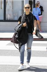 BAR REFAELI Out and About in Beverly Hills 05/28/2015