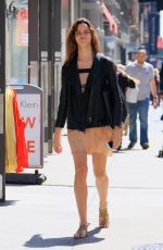 BARBARA FIALHO Out and About in New York 05/06/2015