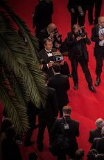 BARBARA MEIER at Irrational Man Premiere at Cannes Film Festival