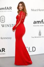 BARBARA PALVIN at Amfar's 2015 Cinema Against Aids Gala in Cap d'Antibes