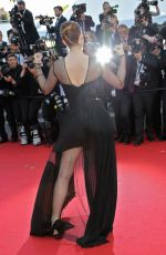 BARBARA PALVIN at Youth Premiere at Cannes FIlm Festival