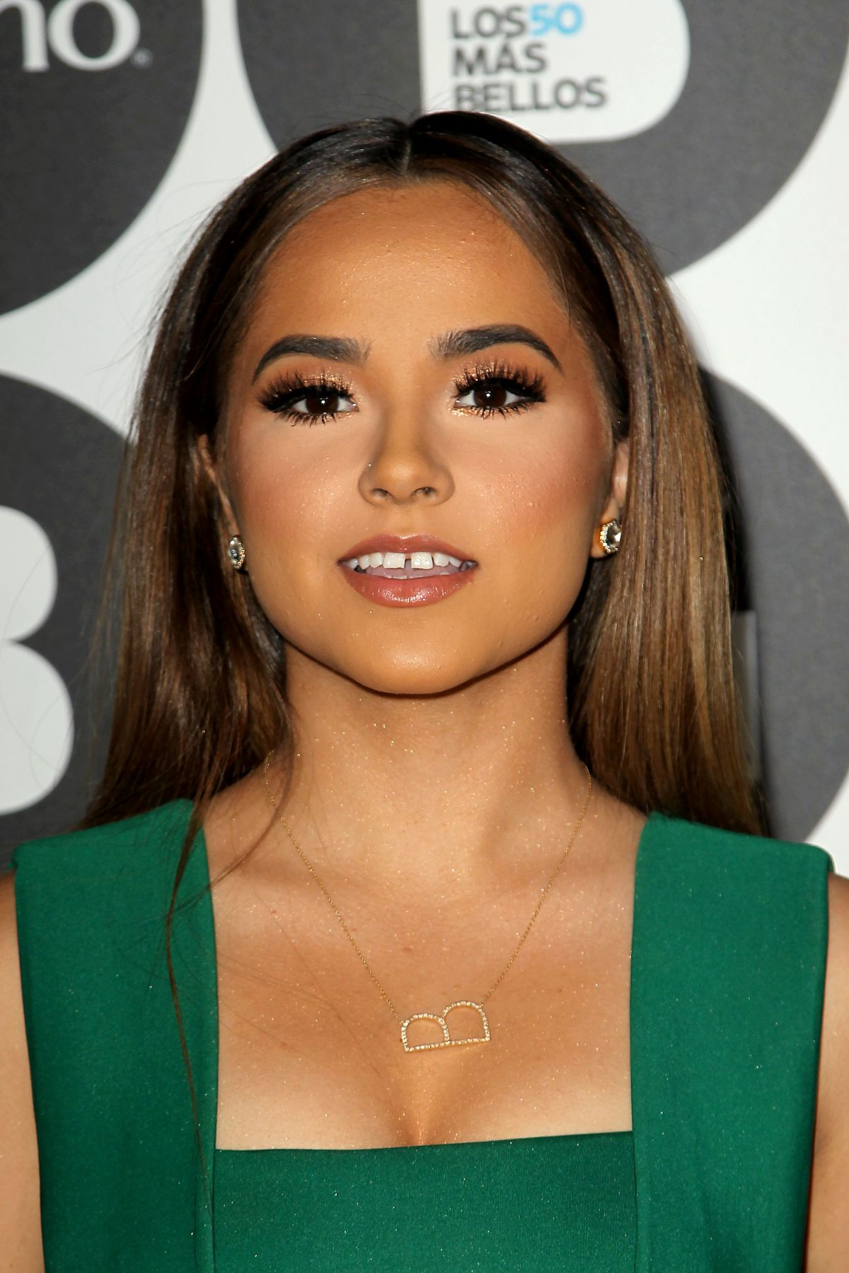 Becky G At People En Espanol S 50 Most Beautiful 2015 Gala