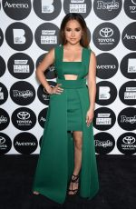 BECKY G at People En Espanol's 50 Most Beautiful 2015 Gala in New York