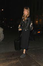 BEHATI PRINSLOO Night Out in New York 05/07/2015