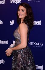 BELLAMY YOUNG at EW and People Celebrate the NY Upfronts in New York