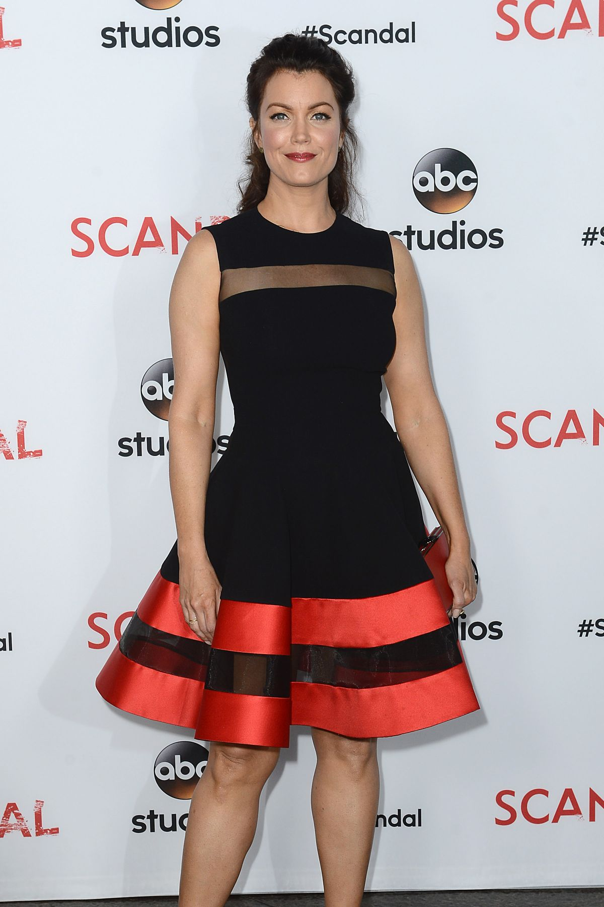 BELLAMY YOUNG at Scandal Q&A Event Event in Los Angeles
