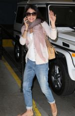 BETHENNY FRANKEL in Jeans Out and About in New York 04/29/2015