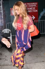BEYONCE Night Out in New York 05/19/2015