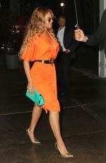 BEYONCE Night Out in New York 05/27/2015