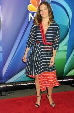 BIANCA KAJLICH at 2015 NBC Upfront Presentation in New York