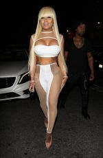 BLAC CHYNA Celebrating Her Birthday at Ace of Diamonds in West Hollywood 05/11/2015