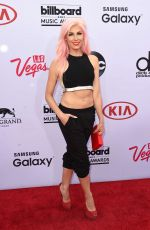 BONNIE MCKEE at 2015 Billboard Music Awards in Las Vegas