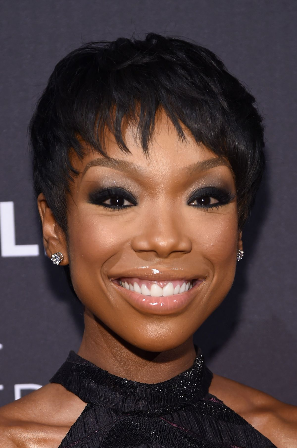 Brandy Norwood At A Tribute To African American