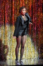 BRANDY NORWOOD at Opening Night Broadway Debut Party in New York