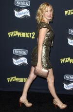 BREA GRANT at Pitch Perfect 2 Premiere in Los Angeles