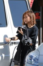 BRENDA SONG Out for Lunch in Los Angeles 05/11/2015