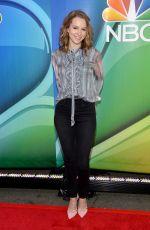 BRIDGIT MENDLER at 2015 NBC Upfront Presentation in New York 05/011/2015