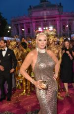 BRIGITTE NIELSEN at Llife Ball 2015 in Vienna
