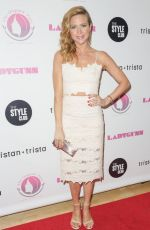 BRITTANY SNOW at Ladygunn #11 Launch Party in Los Angeles