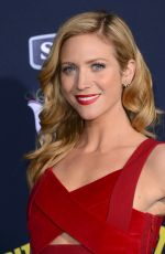 BRITTANY SNOW at Pitch Perfect 2 Premiere in Los Angeles