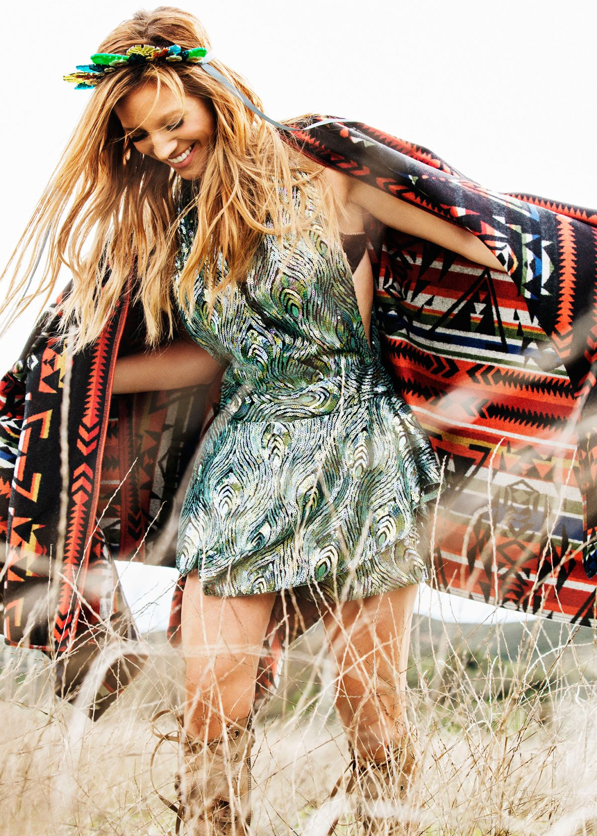 BRITTANY SNOW for Cosmopolitan Magazine, May 2015 Issue