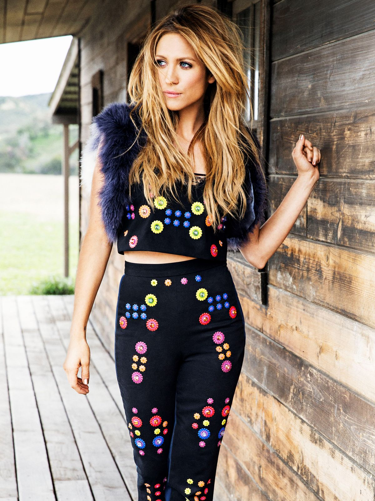 BRITTANY SNOW in Cosmopolitan Magazine, May 2015 Issue