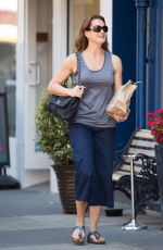 BROOKE SHIELDS Out and About in New York 05/08/2015