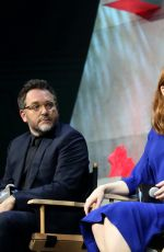 BRYCE DALLAS HOWARD at Jurassic World Press Conference in Beijing