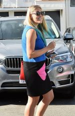 BUSY PHILIPPS Out and About in Los Angeles 05/01/2015