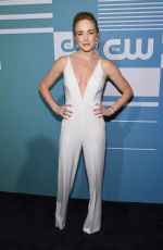 CAITY LOTZ at CW Network