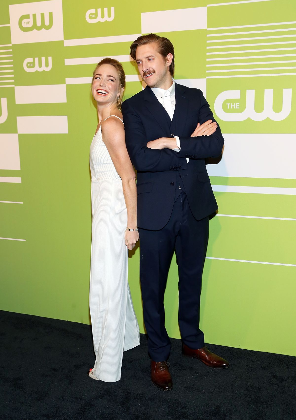 Caity Lotz - The CW Networks 2015 Upfront in New York