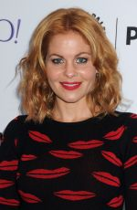 CANDACE CAMERON BURE at Evening with Dancing with the Stars in Beverly Hills