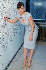 CARLA GUGINO at AOL Build Speakers Series in New York