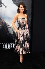 CARLA GUGINO at San Andreas Premiere in Hollywood