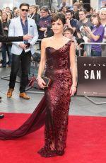 CARLA GUGINO at San Andreas Premiere in London