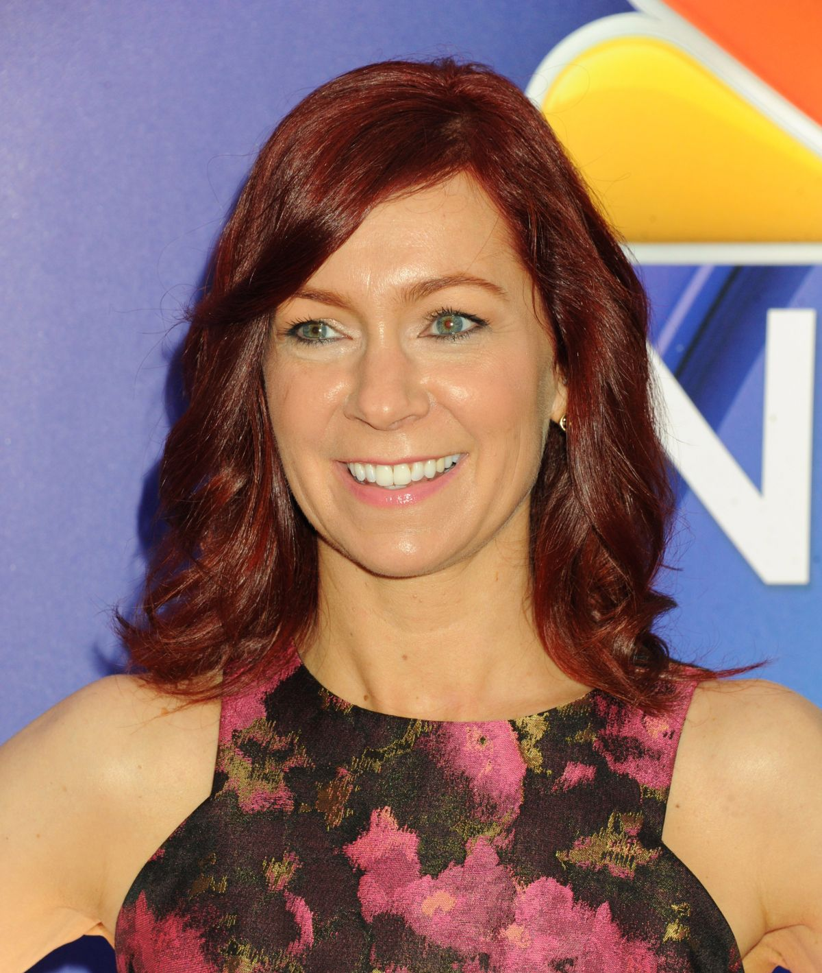 Carrie Preston At 2015 Nbc Upfront Presentation In New York2