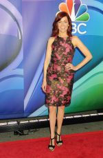 CARRIE PRESTON at 2015 NBC Upfront Presentation in New York