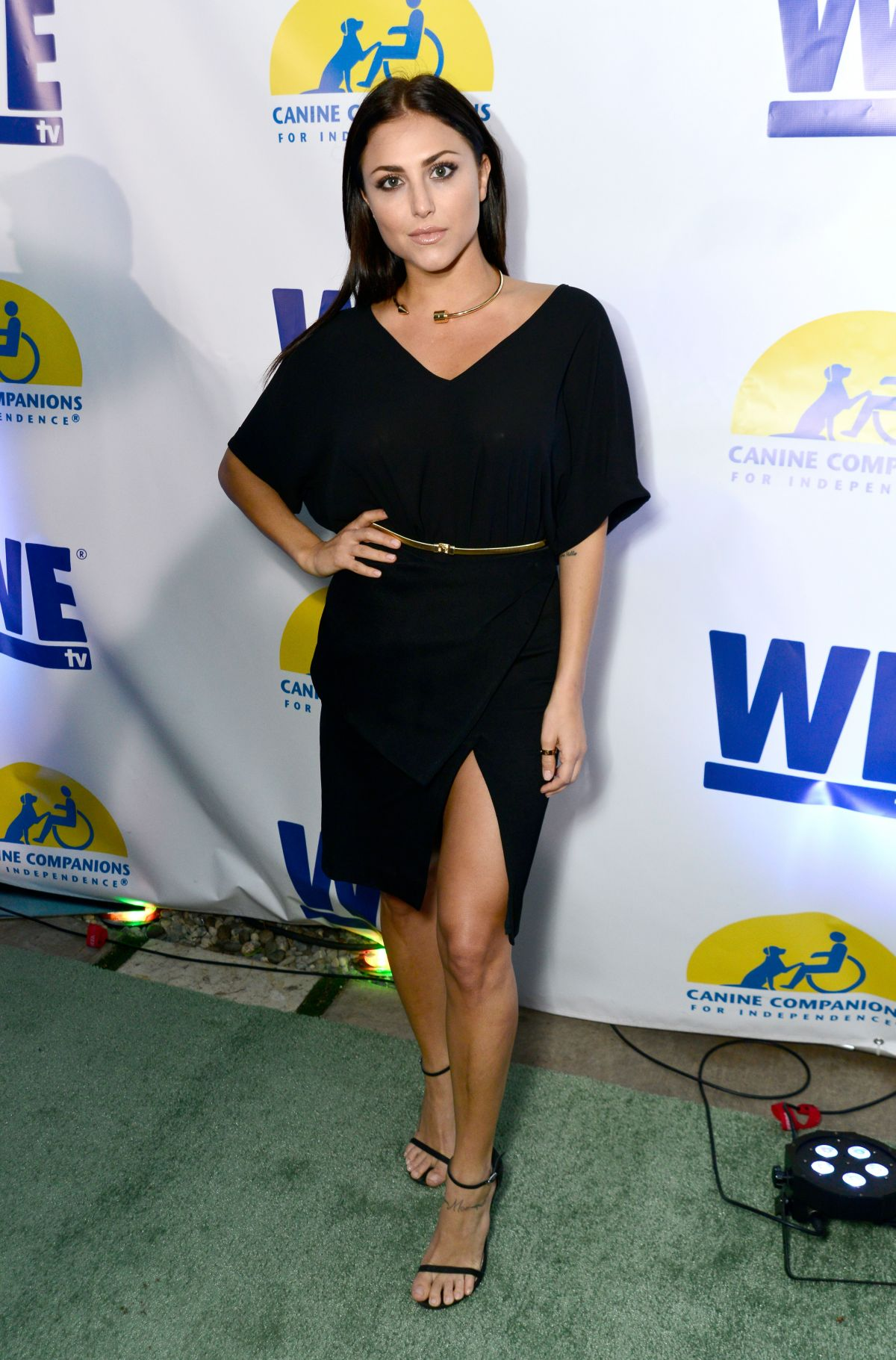 CASSIE SCERBO at Canine Companions for Independence Awareness in Los Angeles