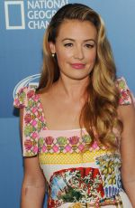 CAT DEELEY at Fox Network 2015 Programming Upfront in New York