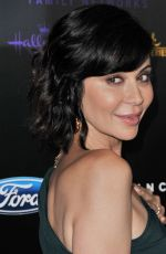 CATHERINE BELL at 40th Anniversary Gracies Awards in Beverly Hills