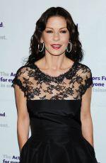 CATHERINE ZETA JONES at 2015 Actors Fund Gala in New York