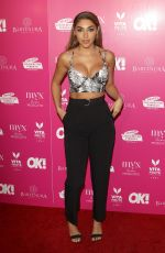 CHANTEL JEFFRIES at OK! Maazine's So Sexy Event in West Hollywood