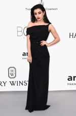 CHARLI XCX at Amfar's 2015 Cinema Against Aids Gala in Cap d'Antibes