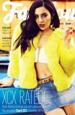CHARLI XCX in Fabulous Magazine, May 2015 Issue