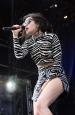 CHARLI XCX Performs at BBC Radio 1