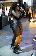 CHARLI XCX Performs at Rock in Rio USA in Las Vegas
