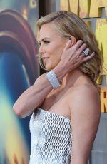 CHARLIZA THERON at Mad Max: Fury Road Premiere in Hollywood