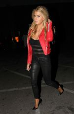 CHARLOTTE MCKINNEY Arrives at Rolling Stones Concert in Hollywood