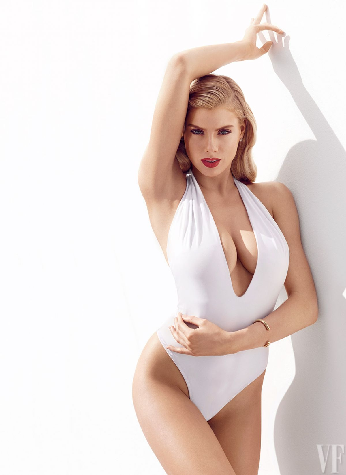CHARLOTTE MCKINNEY for Vanity Fair Magazine